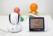 Motorola MBP 36 Babyphone Praxistest - Zusatzfunktionen