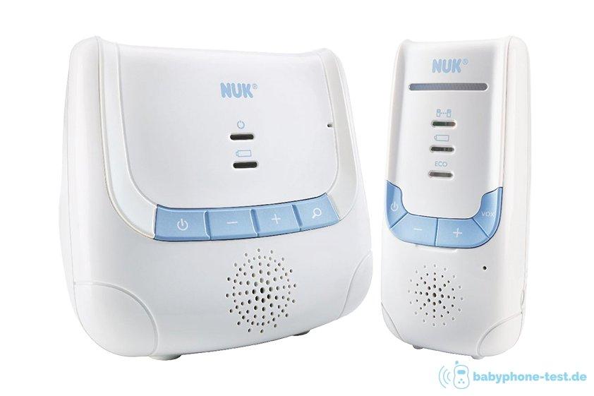 NUK Eco Control 266 Babyphone