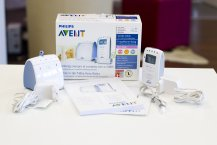Philips Avent SCD 525 Babyphone Lieferumfang