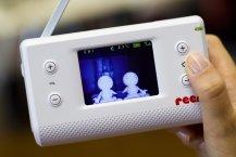 reer Wega Babyphone Praxistest - Kamera