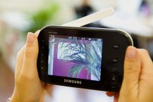 Samsung SEW 3036 Babyphone Inbetriebnahme